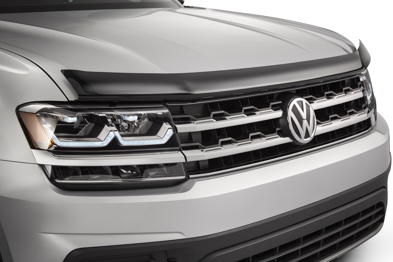 2018 Volkswagen Atlas Hood Deflector Tinted Step Board